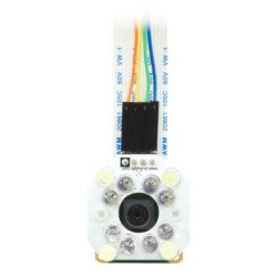 Pi Supply Bright Pi - Bright White and IR Camera Light for Raspberry Pi