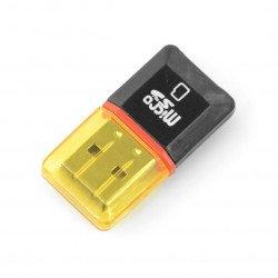 USB2.0 Memory Card Reader