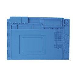 Silicone mat for soldering Velleman AS11 - 450x300mm
