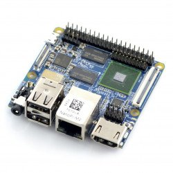 NanoPi M2A - Samsung S5P6818 Octa-Core 1,4GHz + 1GB RAM - WiFi + Bluetooth 4.0