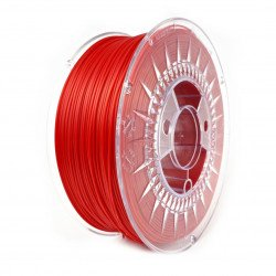 Filament Devil Design PLA 1,75mm 1 kg - Hot Red