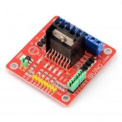L298N - two-channel motor controller - WB291111 module