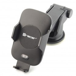 Car phone holder with wireless charging - automatic - Tracer Wireless Automatic