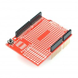 Iduino Proto Shield - overlay for Arduino