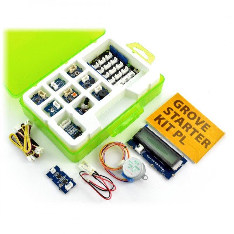 Grove StarterKit v3 - IoT starter kit for Arduino