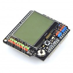 DFRobot LCD12864 Shield for Arduino