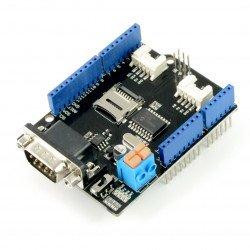 CAN-Bus Shield v2.0 - mark on Arduino
