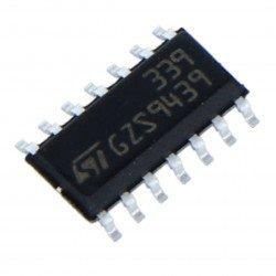 Komparator analogowy LM339