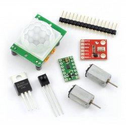 Addition to the Picoboard set for Raspberry Pi