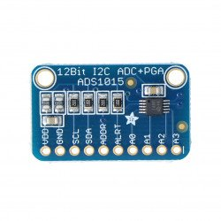 ADS1015 - ADC 12-bit 4-channel I2C converter - Adafruit 1083*