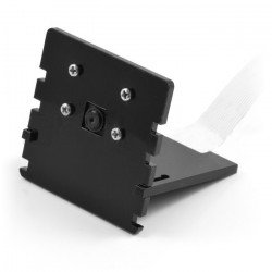 Raspberry Pi camera holder - black_