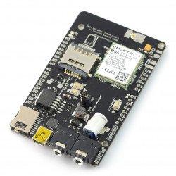 A-II GSM Shield, GSM/GPRS/SMS/DTMF v.2.105 - Arduino and Raspberry Pi