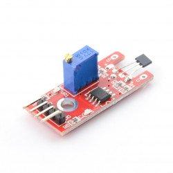 Iduino module with Hall sensor