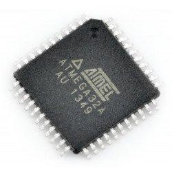 The AVR - ATmega32A-AU SMD