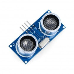 Ultrasonic distance sensor HC-SR04 2-200cm