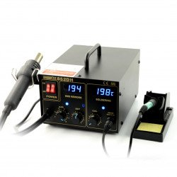 Hotair and soldering station Zhaoxin 852DH - 75W