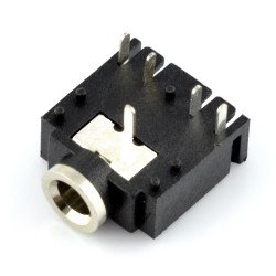 Jack 3,5mm stereo female...