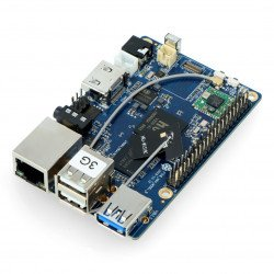 Pine H64 Model B WiFi Bluetooth- Allwinner H6 Cortex A53 Quad-Core + 3GB RAM