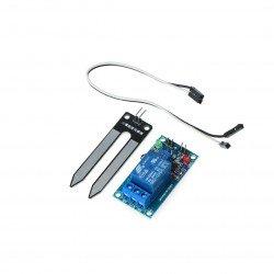 Soil moisture sensor with...