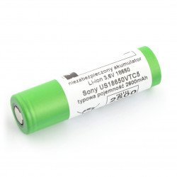 Sony cell 18650 li-ion 2600mAh