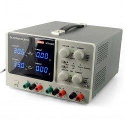 3in1 Power Supply UTP3305 2x 0-32V/0-5A+ 1x 5V/3A