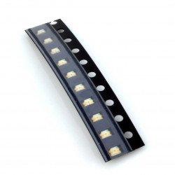 Dioda LED smd 0805  zielona 10 szt.