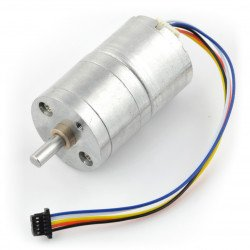 Brushless motor with 25Dx43L 45:1 gearbox with PWM controller + encoder