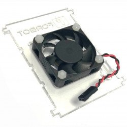 Fan for Raspberry housing Pi 4/3 from FORBOT