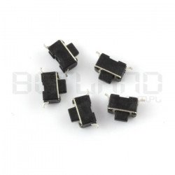 Tact Switch 3x6 5mm SMD -...