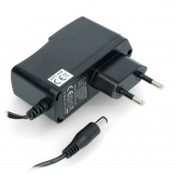 Switching power supply 5V/2.5 A - plug DC 5,5/2,1 mm