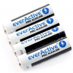 EverActive alkaline battery AA (R6 LR6) - 4pcs
