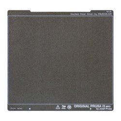 Spring steel plate - for Prussia MK3/MK3S printers - textured