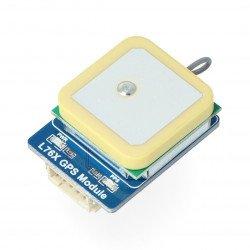 Waveshare GPS module L76X