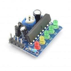 KA2284 Voltage Indicator