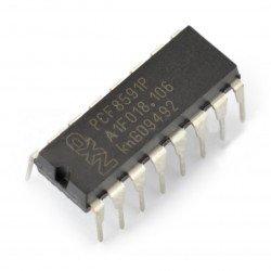 8-bit PCF8591P DIP A/C and D/A converter