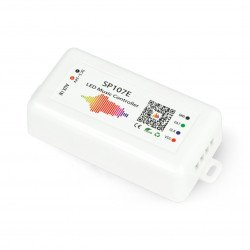 SP107E LED Music Controller for music and light effects