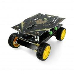 DFRobot Cherokey - four-wheeled robot