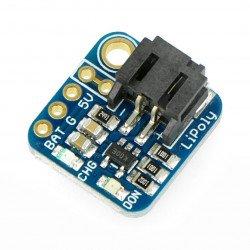 Panel power supply LiIon/LiPol for Adafruit Pro Trinket