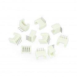 Grove - universal angle connector 90° 4-pin - 10 pcs.