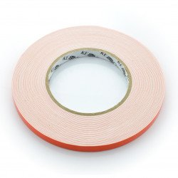 Double-sided foam tape 10mm x 10m