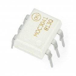 Optotriac MOC3041 400V/1A -...