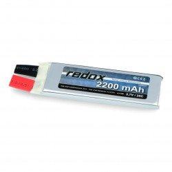 LiPol Redox cell 2200mAh 20C 1S 3.7V