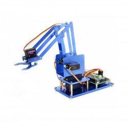 4-DOF Metal Robot Arm Bluetooth/WiFi for Raspberry Pi
