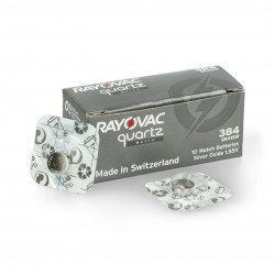 Battery Rayovac SR41SW - 10 pcs.
