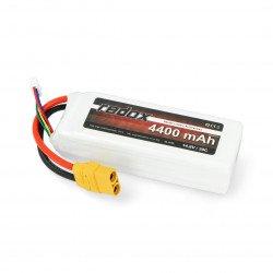 Li-Pol Redox 4400mAh 30C 4S 14.8V package