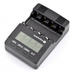 Battery charger everActive NC-3000 - AA, AAA, R14, R20