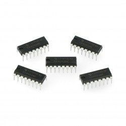 Analogowy multiplekser/demultiplekser 4052