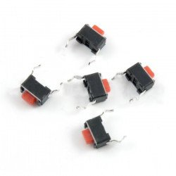 Tact Switch 3x6mm/5mm DIP -...