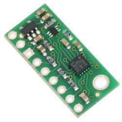 LSM303D 3-axis accelerometer + magnetometer IMU 6DoF I2C/SPI -