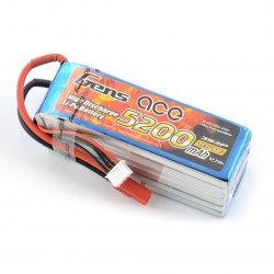 LiPol Gens Ace 5200mAh 10C 3S 11.1V package
